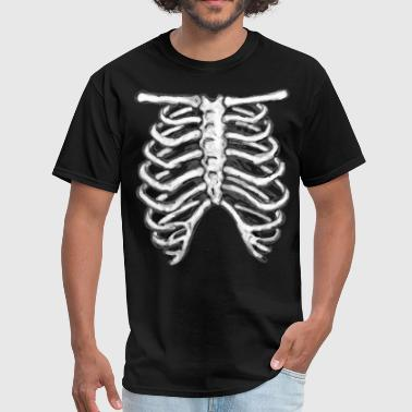 Ribbed ribs - Men's T-Shirt