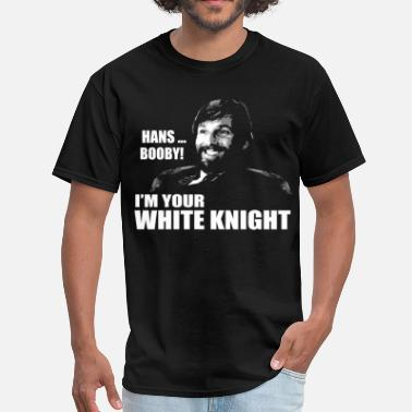 Nakatomi Plaza White Knight - Men's T-Shirt