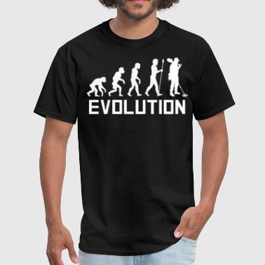 Metal Detecting Metal Detecting Evolution Metal Detector Shirt - Men's T-Shirt