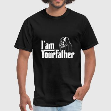 Father Vader SKYF-01-030 Darth Vader iam your father - Men's T-Shirt