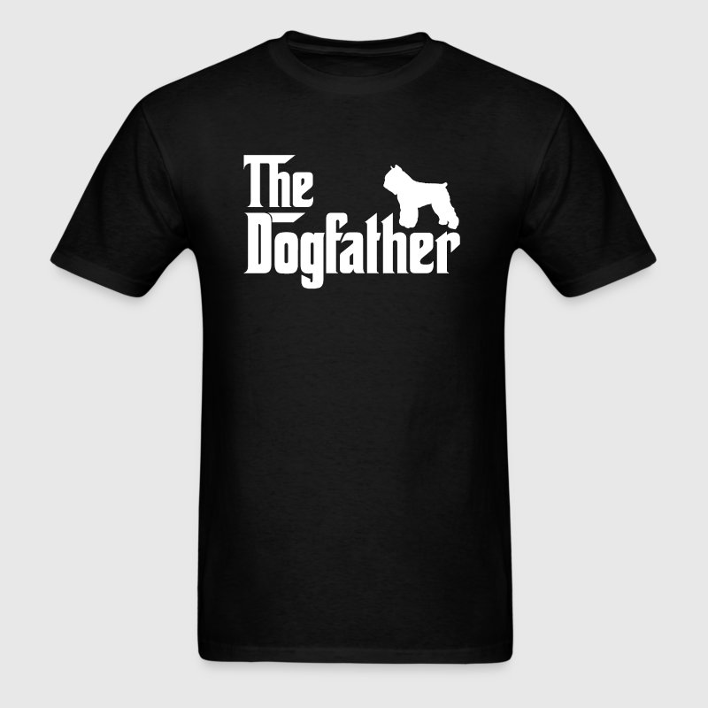 Bouvier des Flandres DogFather T-Shirt - Men's T-Shirt