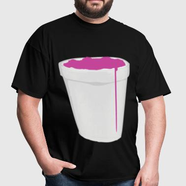 purple drank - Men's T-Shirt