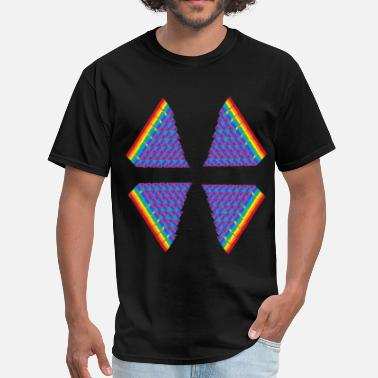 Trippy Art Pyschy  - Men's T-Shirt