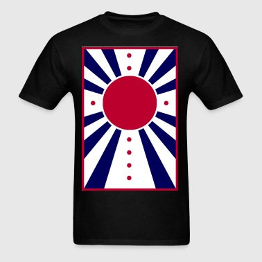 TMITHC Japanese Flag - Men's T-Shirt