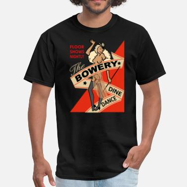 Bowery The Bowery - Men's T-Shirt