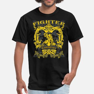 Modern Army Combatives Combatives Fighter New Design - Men's T-Shirt