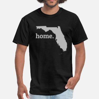 Florida Home Florida Is My Home T-Shirt - Men's T-Shirt