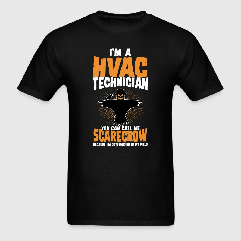 HVAC Technician Halloween Costume 2017 - Men's T-Shirt