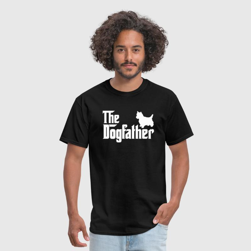 Yorkshire Terrier  DogFather T-Shirt - Men's T-Shirt