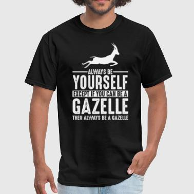 Gazelle Gazelle Gift Lover - Men's T-Shirt