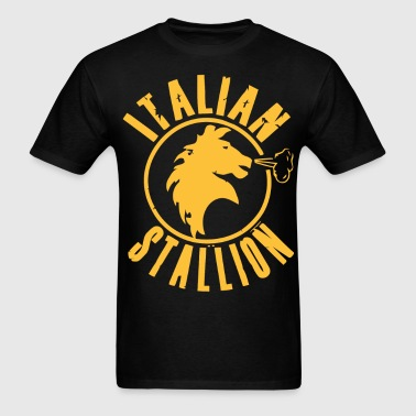 Itallion Stallion - Men's T-Shirt