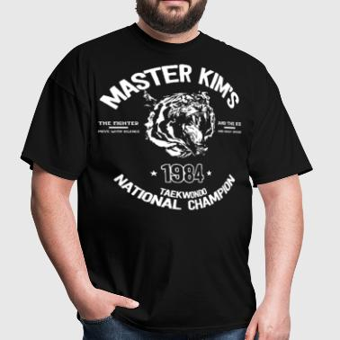FATKID TIGER - Men's T-Shirt