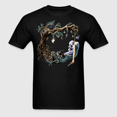 wheel of fate - Men's T-Shirt