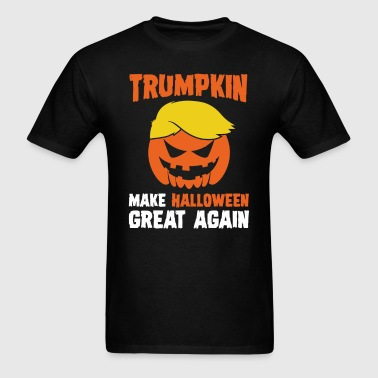Donald Trumpkin Make Halloween Great Again Adult T - Men's T-Shirt