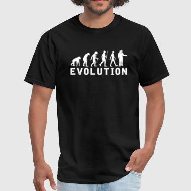 Beekeeping Evolution T-Shirt - Men's T-Shirt