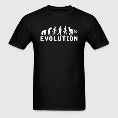BMX Evolution T-Shirt - Men's T-Shirt