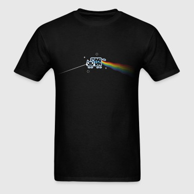 The Dark Side of the Mewn - Men's T-Shirt
