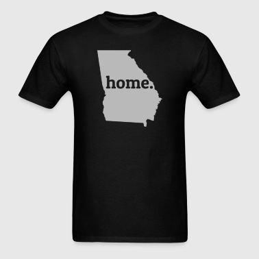 Georgia Is My Home T-Shirt - Men's T-Shirt