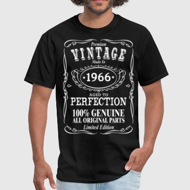Born in 1966 Vintage - Men's T-Shirt
