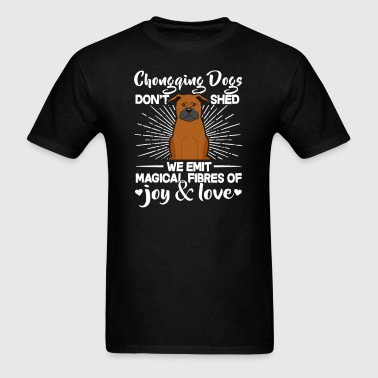 Chongqing Dogs Hair - Don't Shed T-Shirt - Men's T-Shirt