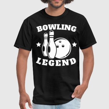 Bowling Legend Bowling Legend Bowler - Men's T-Shirt