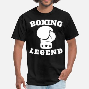 Boxing Legend Boxing Legend Boxing Glove - Men's T-Shirt