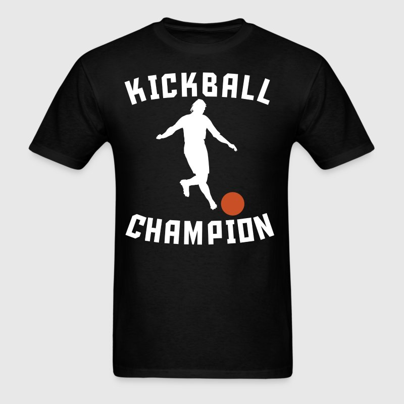 Kickball Champion - Men's T-Shirt