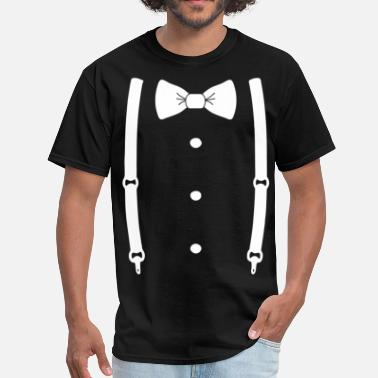 Bowtie Bow tie for the cool guy - Men's T-Shirt