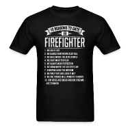 reasons to date a firefighter