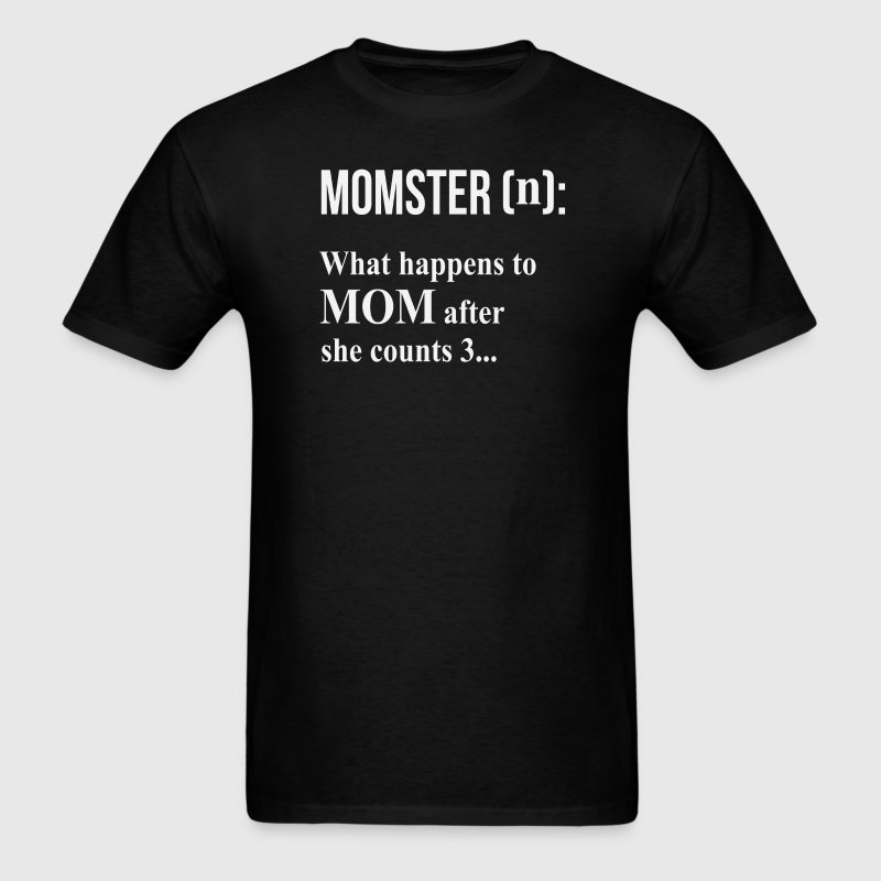 Momster T-Shirt - Men's T-Shirt