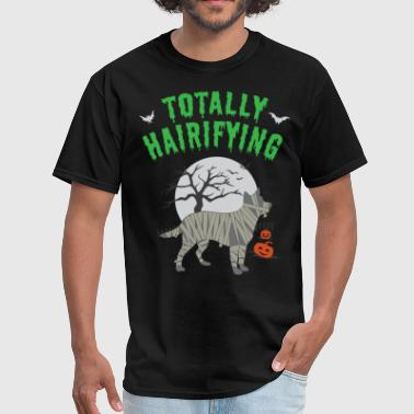 Cost Australian Cattle Dog Hairifying Halloween Costume - Men's T-Shirt