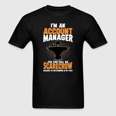 Account Manager Halloween Costume 2017 - Men's T-Shirt