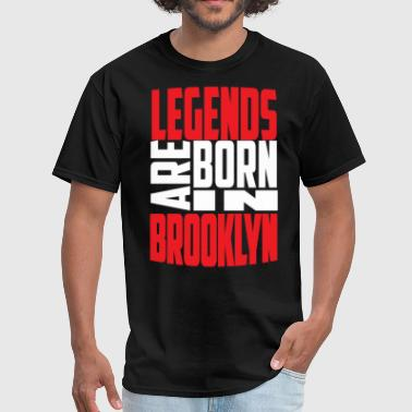 LEGENDS BROOKLYN - Men's T-Shirt