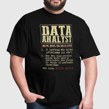 Data Analyst Dictionary Term - Men's T-Shirt