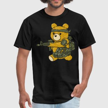 COD Bear - Men's T-Shirt