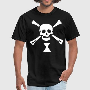 Emanuel Wynne Pirate Flag - Men's T-Shirt