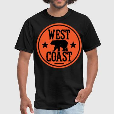 Bay Area West Coast - Men's T-Shirt