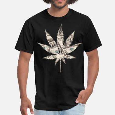 Weed Money Money Weed - Men's T-Shirt