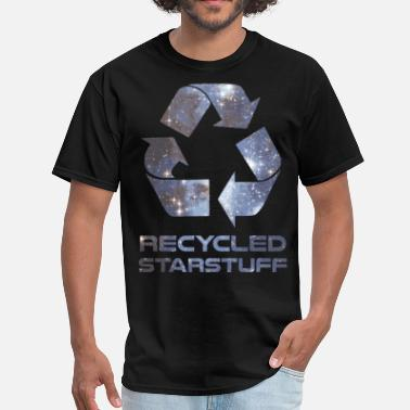 Recycle Yourself Recycled Star Stuff - Men's T-Shirt