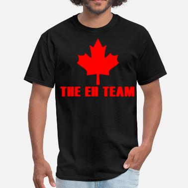 The-eh-team-t-shirt THE-EH-TEAM-T-SHIRT - Men's T-Shirt