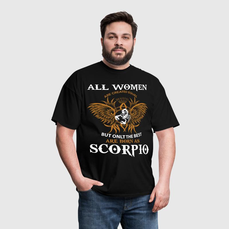 Scorpio Women - Men's T-Shirt
