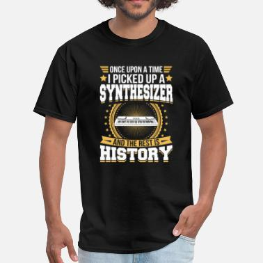 And The Rest Is History Synthesizer And the Rest is History T-Shirt - Men's T-Shirt