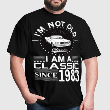 Classic since 1983 - Men's T-Shirt
