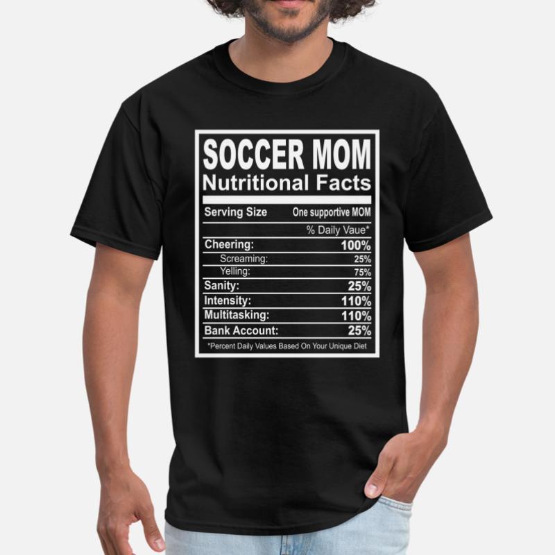 a4d8ead094a Shop Soccer Mom T-Shirts online | Spreadshirt