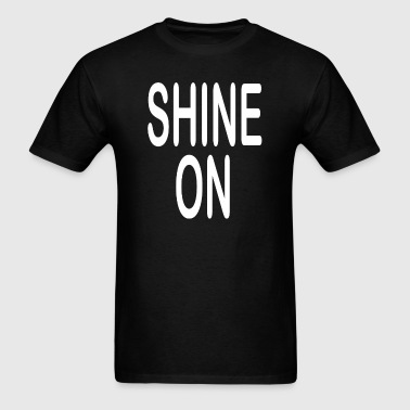 Shine on - Men's T-Shirt