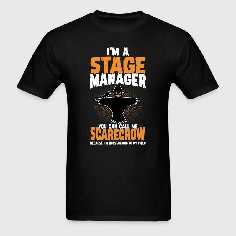 Stage Manager Halloween Costume 2017 - Men's T-Shirt