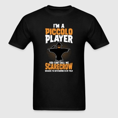 Piccolo Player Halloween Costume 2017 - Men's T-Shirt