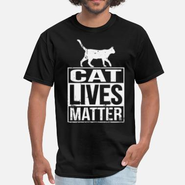 Clear Cat Rescue Shelter Gift - Men's T-Shirt