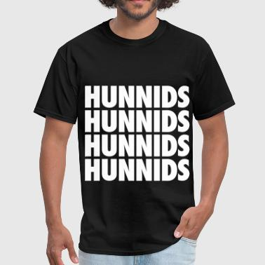 Hunnids - Men's T-Shirt