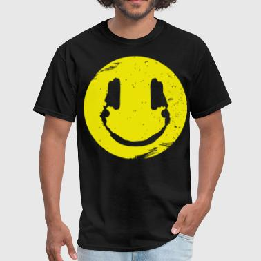 Music Smile Large - Men's T-Shirt
